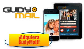 Extraordinaria oferta del Servicio de Video Emails Gudymail