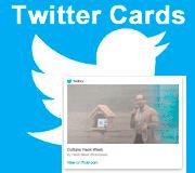 Cómo configurar Twitter Cards (Tarjetas de Twitter)